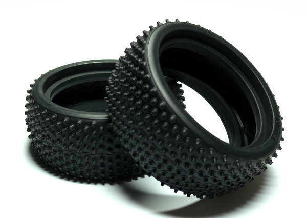 Tamiya RC Model NDF-01 Pin Spike Tires (2pcs) 51163