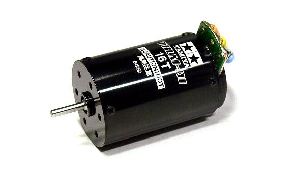 Tamiya RC Model 2480KV 16T R/C Hobby Sensorless Brushless Motor 54252
