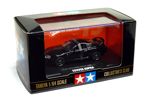 Tamiya Automotive Model 1/64 Car Toyota Supra Scale Hobby 23715