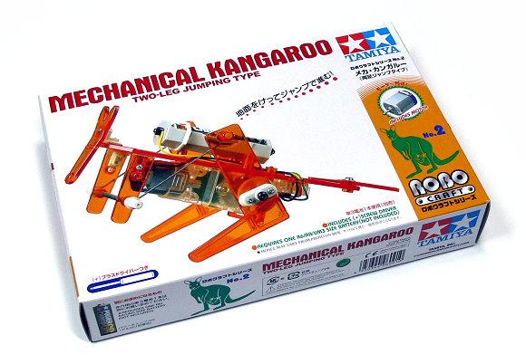Tamiya ROBO Model Craft Mechanical Kangaroo Robot Hobby 71102