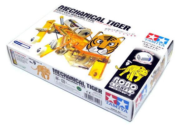 Tamiya ROBO Model Craft Mechanical Tiger Robot Hobby 71109