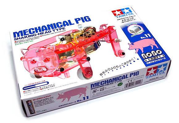 Tamiya ROBO Model Craft Mechanical Pig Robot Hobby 71111