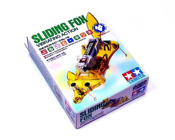 Tamiya ROBO Model Craft Mechanical Sliding Fox Robot Hobby 71116