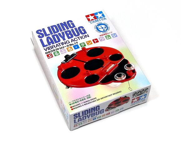 Tamiya ROBO Model Craft Mechanical Ladybug Robot Hobby 71117