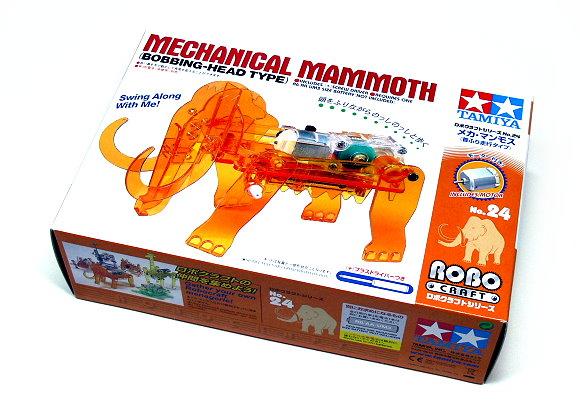 Tamiya ROBO Model Craft Mechanical Mammoth Robot Hobby 71124