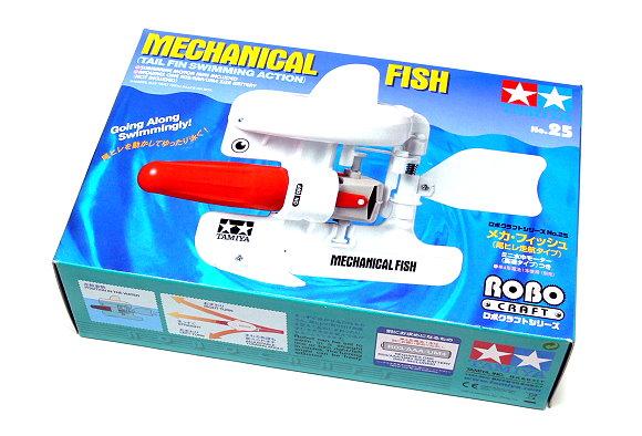 Tamiya ROBO Model Craft Mechanical Fish Robot Hobby 71125