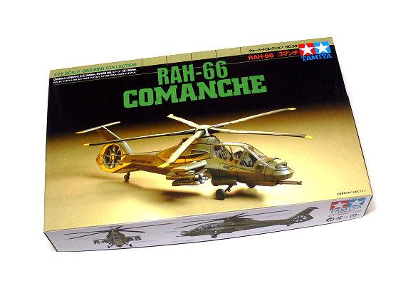 Tamiya Helicopter Model 1/72 USA RAH-66 Comanche Scale Hobby 60739