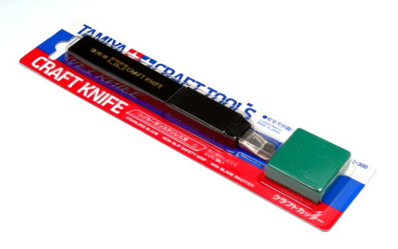 Tamiya Model Craft Tools Craft Knife 74013