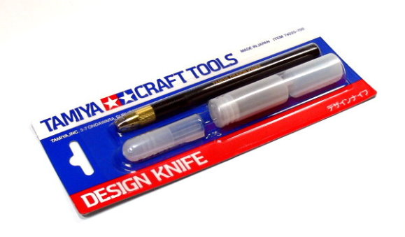 Tamiya Model Craft Tools Design Knife 74020