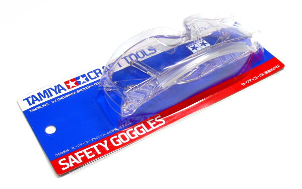 Tamiya Model Craft Tools Safety Goggles 74039