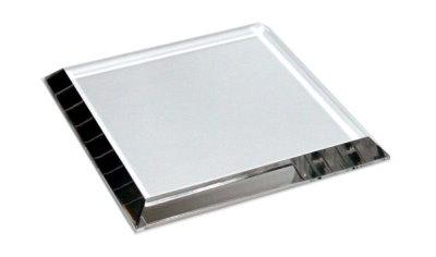 Tamiya Model Paints & Finishes Acrylic 100x100x8mm Display Base (Square) 89908