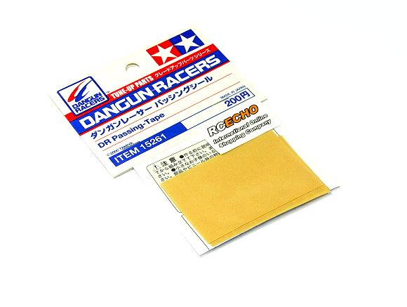 Tamiya Model Dangun Racer Series Parts DR Passing-Tape 15261