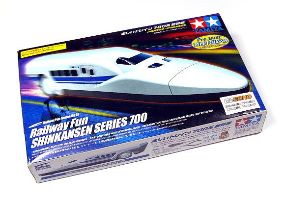 Tamiya Railway Fun Shinkansen Series 1/32 No.01 700 Rail Hobby 17801