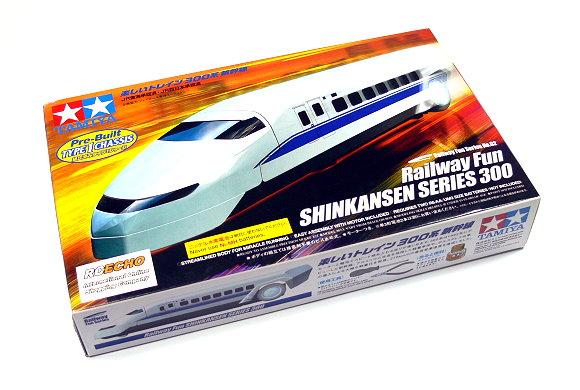 Tamiya Railway Fun Shinkansen Series 1/32 No.01 300 Rail Hobby 17802
