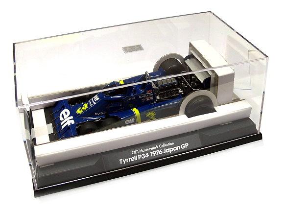 Tamiya Automotive Model 1/20 Car Tyrrell P34 No.3 1976 Japan GP Finished 21095