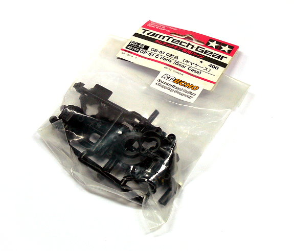 Tamiya TamTech-Gear GB-03 C Parts (Gear Case) SG-65 40165