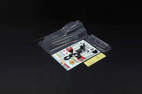Tamiya RC Car Body TamTech-Gear Hotshot 4WD Body Parts Set SG-70 40170