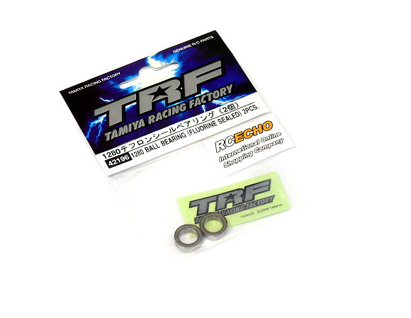 Tamiya RC Model 1280 Ball Bearing (Fluorine Sealed, 2pcs) 42196