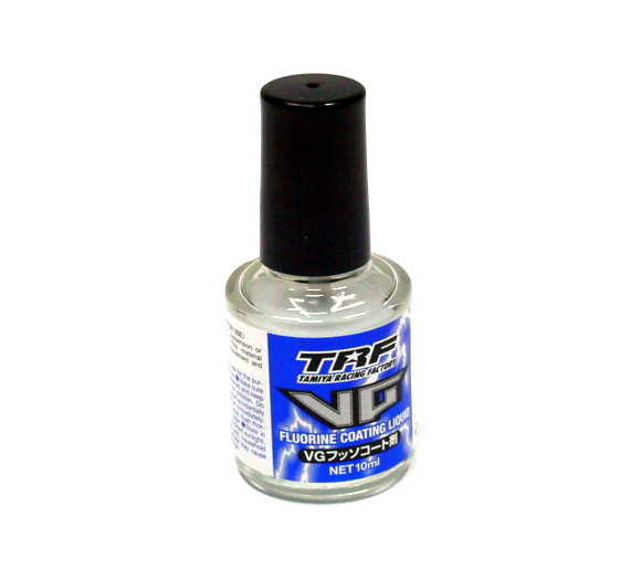 Tamiya Model Paints & Finishes VG Fluorine Coating Liquid Net 10ml 42280