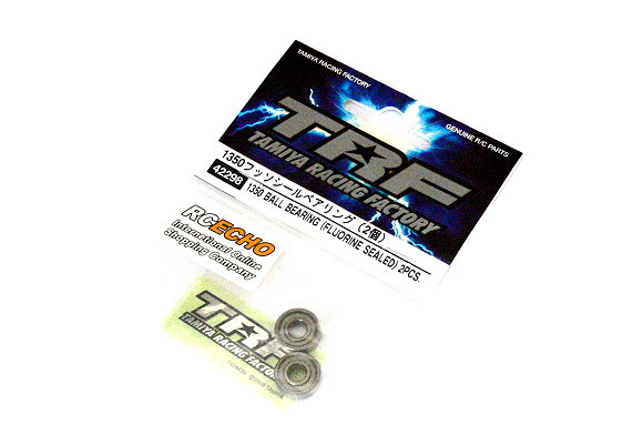 Tamiya RC Model 1350 Ball Bearing (Fluorine Sealed) 2pcs 42298