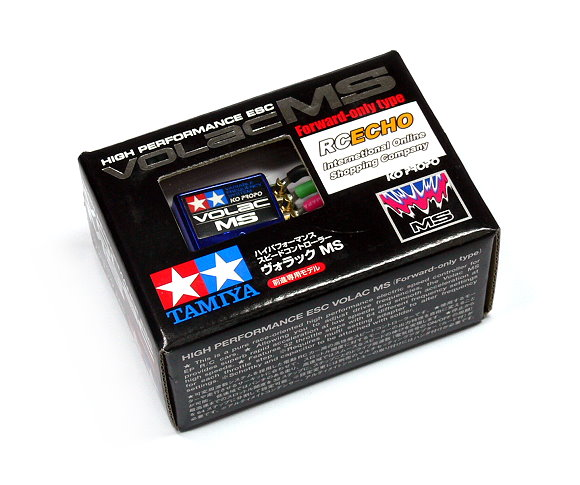 Tamiya RC Model High Performance ESC Volac MS Forward-only Type 45031