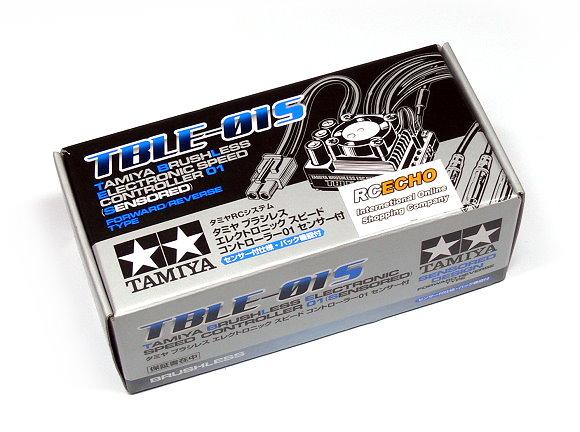 Tamiya RC Model Sensored Brushless Electronic Speed Controller 01 TBLE-01S 45047