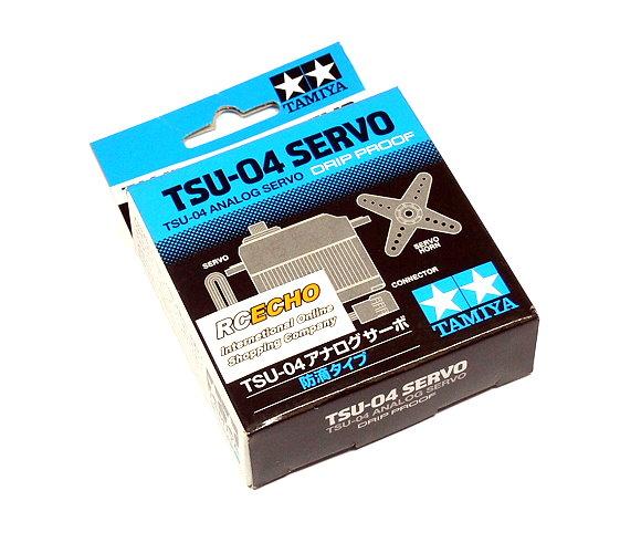 Tamiya RC Model TSU-04 R/C Hobby Analog Servo (Drip Proof) 45061