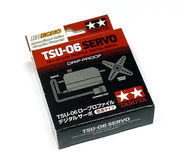 Tamiya RC Model TSU-06 R/C Hobby Low Profile Digital Servo ( Drip Proof ) 45065