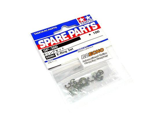 Tamiya Spare Parts E-Ring Set SP-380 50380