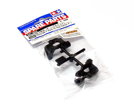 Tamiya Spare Parts TRF414M F Parts (C-Hub Carrier 4 Degree) SP-985 50985
