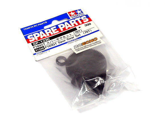 Tamiya Spare Parts F103GT Spur Gear Set SP-1230 51230