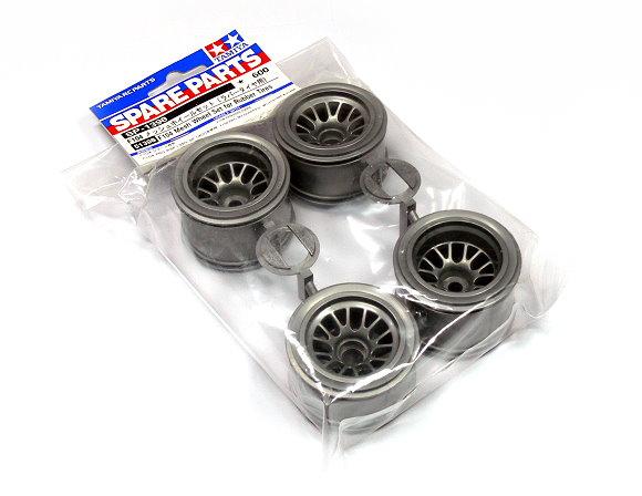Tamiya RC Model F104 Mesh Wheel Set for Rubber Tires (4pcs) 51398
