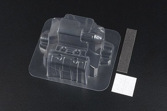 Tamiya RC Car Body M-05Ra Front Skid Plate & Side Guards 51426