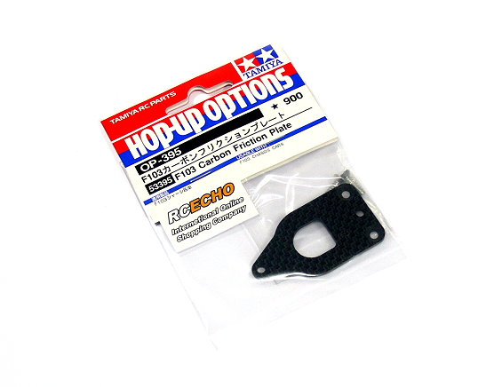 Tamiya Hop-Up Options F103 Carbon Friction Plate OP-395 53395