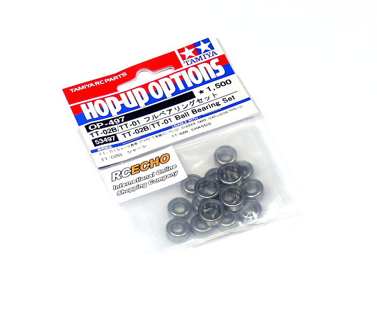Tamiya RC Model TT-02B/TT-01 Ball Bearing Set 53497