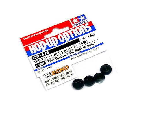 Tamiya Hop-Up Options TRF Damper Oil Seal (4pcs) OP-576 53576