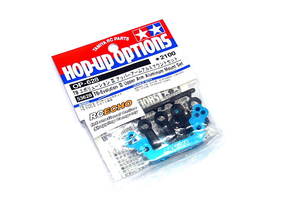 Tamiya Hop-Up Options TB-Evolution III Upper Arm Aluminum Mount Set OP-628 53628