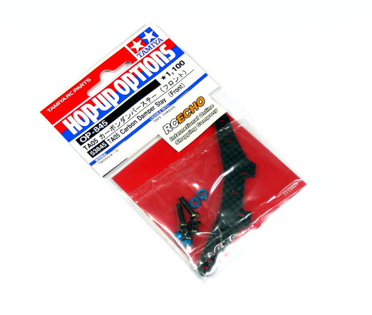 Tamiya Hop-Up Options TA05 Carbon Damper Stay (Front) OP-845 53845