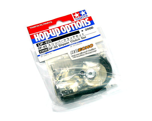 Tamiya Hop-Up Options DF-03 Slipper Clutch Set OP-925 53925
