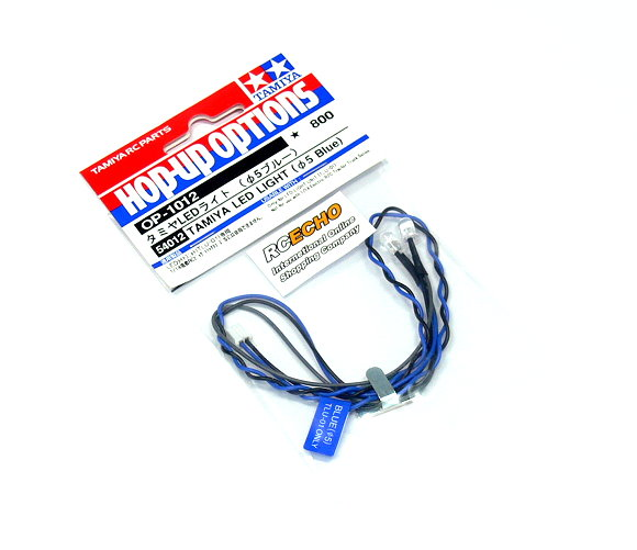Tamiya RC Model LED Light (Diameter 5mm, Blue) 54012