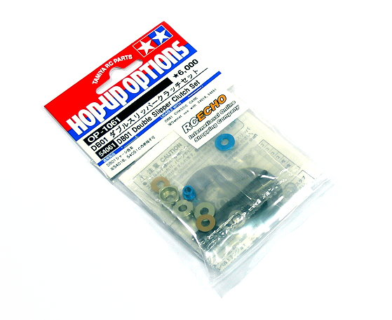 Tamiya Hop-Up Options DB01 Double Slipper Clutch Set OP-1061 54061