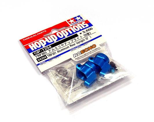 Tamiya Hop-Up Options TRF201 Aluminum Rear Upright (0 Degree) OP-1254 54254