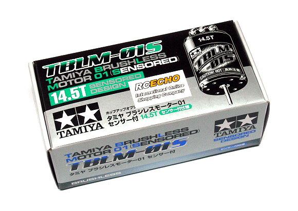 Tamiya RC Model TBLM-01S Motor 14.5T R/C Brushless Motor 01 (Sensored) 54275