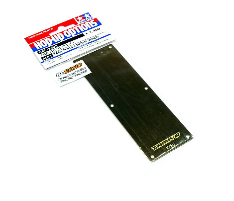 Tamiya Hop-Up Options TA06 Chassis Ballast Weight OP-1401 54401