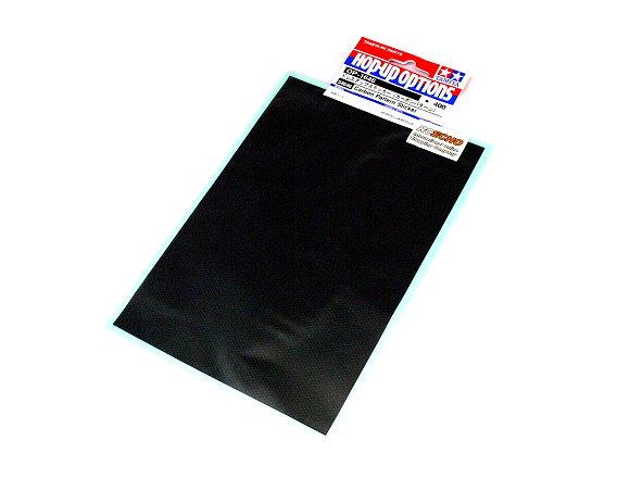Tamiya RC Model Hop-Up Carbon Pattern Sticker 54646