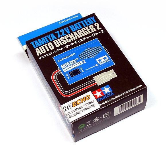 Tamiya RC Model 7.2V Battery Auto Dischanger 2 55097