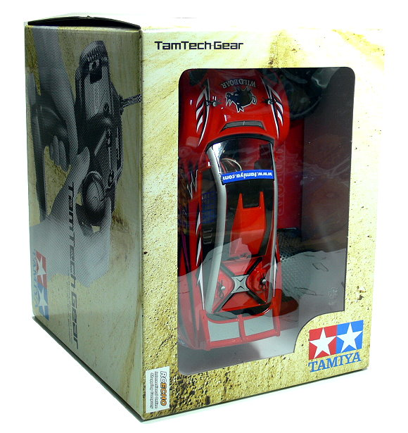 Tamiya EP RC Car 1/12 TamTech Gear Wild Boar (RTR) 56704