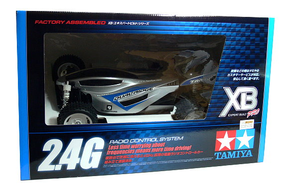Tamiya EP RC Car 1/10 XB DUAL RIDGE TT02B 4WD OFF Road Racer (RTR) 57876