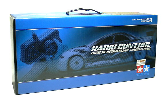 Tamiya EP RC Car 1/10 SA TT-01R Type-E 4WD Chassis (Factory Finished) 57982