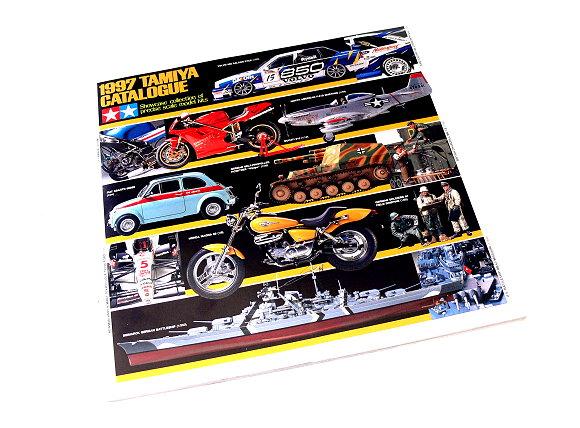 Tamiya RC Model Catalogue 1997 (Japanese) 64234